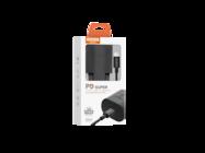 SMS-Q03 Somostel ładowarka sieciowa Typ-C 18W + kabel Typ-C black box