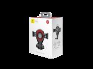 SUYL-XP09 Baseus grawitacyjny uchwyt samochodowy Osculum red and black box
