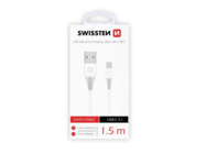 SWISSTEN kabel Type-C 1,5m white box