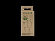 Swissten ładowarka indukcyjna 2w1 iWATCH and IPHONE LIGHTNING ECO PACK box