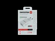 Swissten ładowarka sieciowa 2x USB QC 3.0 23W white box