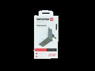 Swissten ładowarka sieciowa IPHONE 12 20W white box