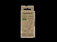 Swissten ładowarka sieciowa PD 25W IPHONE & SAMSUNG ECO PACK white box