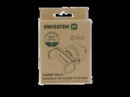 Swissten uchwyt samochodowy S-GRIP AV-2 ECO PACK box