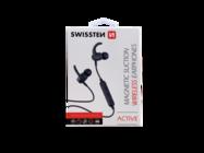 SWISSTEN zestaw słuchawkowy bluetooth ACTIVE black retail