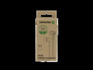 Swissten zestaw słuchawkowy EARBUDS RAINBOW YS-D2 ECO PACK white box