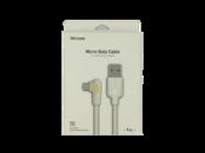 T52 WESDAR kabel microUSB white box
