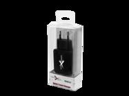 TC25U-QC30 eXtreme ładowarka sieciowa USB QC 3.0 black box