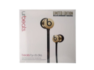 UrBeats box black gold limited edition oryginał