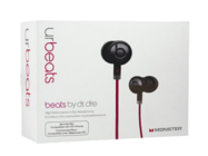 UrBeats HTC zestaw słuchawkowy black box