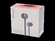 UrBeats zestaw słuchawkowy purple box