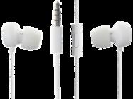 WH-208 Nokia zestaw słuchawkowy white bulk