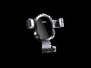 WX015 XO Uchwyt samochodowy 10W z ładowaniem indukcyjnym gray box