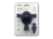 WX015 XO uchwyt samochodowy z ładowarką indukcyjną black box