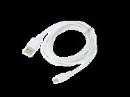 ZTE kabel MicroUSB white bulk